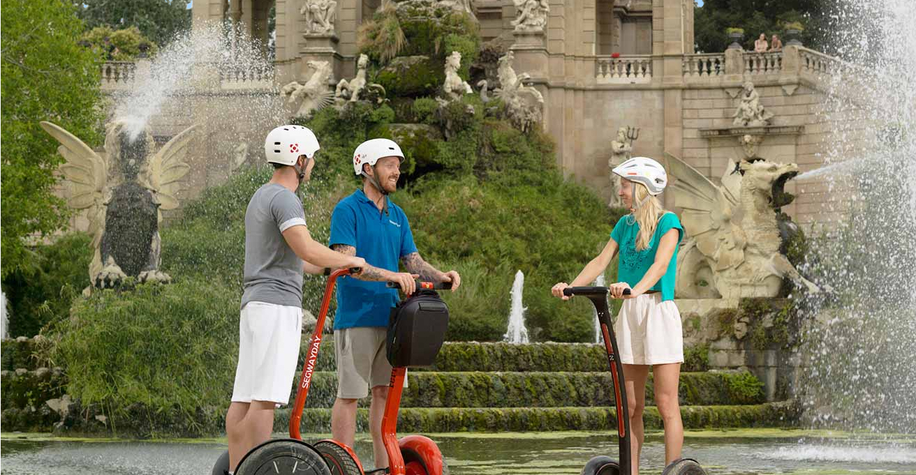 Barcelona_Grand_Segway_Tour