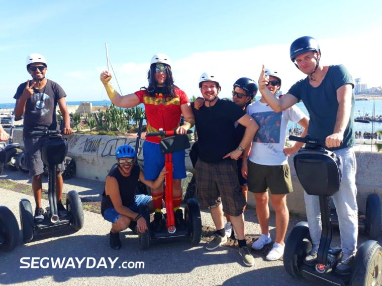 bachelor party segway 2